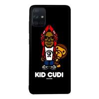 Casing Samsung Galaxy A51 KID CUDI BAPE SHARK X9124
