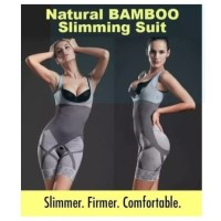 Natural Bamboo Slimming Suit / Baju pelangsing serat bambu / Baju lang