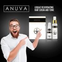 ANUVA Paket Haircare / Hairgrowth & Serum Penumbuh Rambut Limited