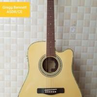 Best Seller Gitar Akustik Asdr Ce Greg Bennett By Samick - Natural