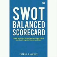 Swot Balance Scorecard - Cover Baru by Freddy Rangkuti
