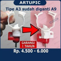 Alat Minum Nipple Drinker Ayam A3 Artupic