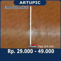 End Set Lubang Angin Instalasi Nipple Artupic