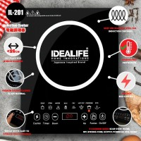 IDEALIFE - Induction Cooker - Kompor Listrik Induksi 1 Tungku - IL-201