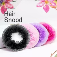 Ballerina Day Dance Hair Snood Bun Hair Net Cover Jaring Cepol Anak