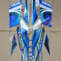 Striping sticker list body nouvo z biru 2006-2007