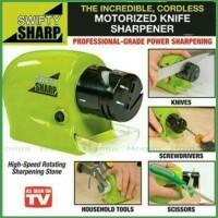 Asahan pisau elektrik/Alat pengasah pisau/swifty sharp