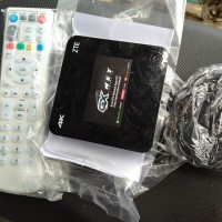 STB ZTE 860H Unlock / SMART TV - Hitam