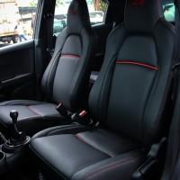 Sarung Jok Mobil TOYOTA RUSH Bahan FERARI Otomotifku Murah Berkualitas
