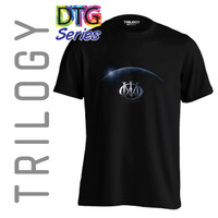 Kaos Premium - Dream Theater - TRILOGY DTG 0165 - BAND - Hitam, S