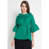 FAME Fashion Blouse 9211542 Hijau