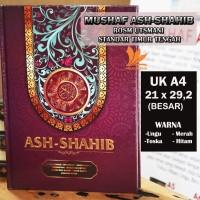 Mushaf Ash-Shahib A4