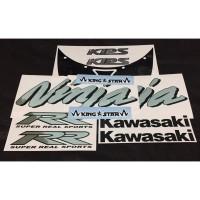 Stiker Striping Kawasaki Ninja RR ZX CBU