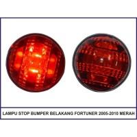 Lampu LED Reflektor Mata Kucing Belakang Fortuner Lama 2005 - 2010