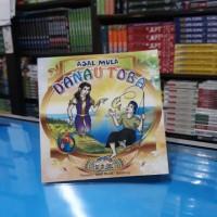 Buku Cerita anak , Sca Asal Mula Danau Toba map plus