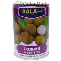 Longan Bala Brand / Longan Kaleng / Kelengkeng Kaleng