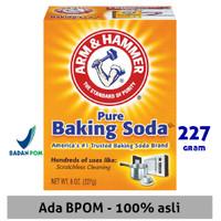 Baking Soda Asli USA Merk ARM & HAMMER Baking Soda 227gr