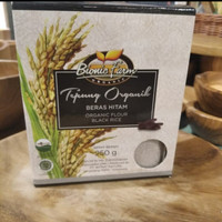 Bionic Farm Organic Flour Black Rice 250gr