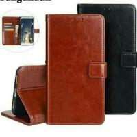 Case murah SAMSUNG Galaxy S6 edge leather flip cover wallet kulit