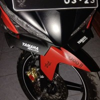 Winglet Sayap Depan Aksesoris Yamaha MX King 150 MX King