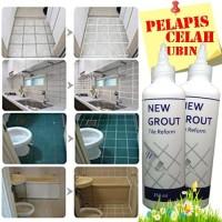 Pengisi Nat Keramik Ubin Lantai Dinding New Grout Reform Paket Lengkap