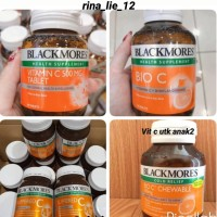 balckmores vitamin c 500mg isi 60 tablet ori import