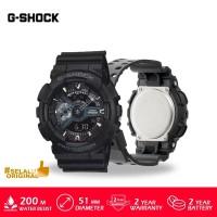 Casio G-Shock GA-110-1BDR / GA 110 1BDR / GA110 ORIGINAL