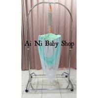 Ayunan Bayi/Ayunan Anak Manual Polar Adjustable