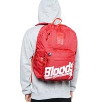 BLOODS Tas Bag Pack Sharp 08 Ransel Red