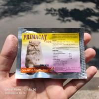Primacat Caps - Prima Cat Obat Diare Kucing Mencret Kucing Pencernaan