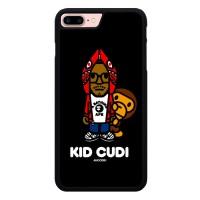 Hardcase iPhone 8 Plus KID CUDI BAPE SHARK X9124