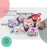 Termurah Owl Uni - Tas Slempang Anak Motif Sequin Unicorn Owl / Tas