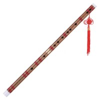B&Y ☞♪♪ Pluggable Bitter Bamboo Flute Dizi Traditional