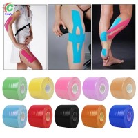 Promo!!! Sport Care Elastic Support Kinesiology Athletic Roll Tape