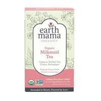 Earth Mama Organics Milkmaid Tea (Support Breast Milk Production)16