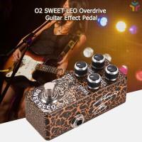 T & T Xvive O2 Pedal Efek Gitar Elektrik Overdrive Overdrive True