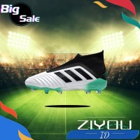 Original Adidas Predator 18+x Pogba Soccer Shoes Orang Dewasa/Anak