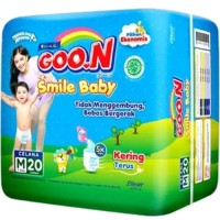 kk GOON Smile Baby Popok Anak L20,M20