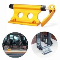 Fork Lock Rack Assembly Safe 310g Holder Car Roof Quick-release