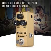Yoga mosky plexi-m Pedal Efek Gitar Elektrik Distorsi Full Metal