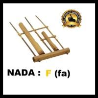 Angklung Satuan Nada F (fa) Normal BIG SALE