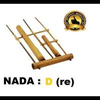 Angklung Satuan Nada D (re) Normal TERMURAH