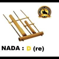 Angklung Satuan Nada D (re) Normal BOOM SALE