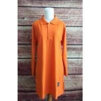 Kaos Polo Shirt Muslimah BIG Size XXL Jumbo Terjamin