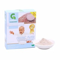Gasol Tepung Five Grains Organik 200 gram Cereal Mpasi Bayi