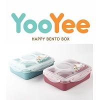 Kotak Makan Yooyee 5 sekat dengan sup (393)