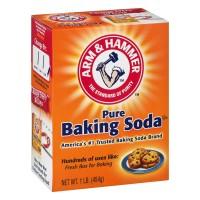 Baking Soda Arm & Hammer Arm Hammer 454 gr Soda kue Besar