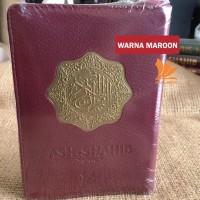 Mushaf Ash-Shahib A6 Zipper (Resleting)