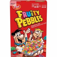 Fruity Pebbles Post Cereal Import