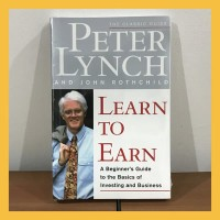 Buku Import Learn to Earn by Peter Lynch (Original Paperback)